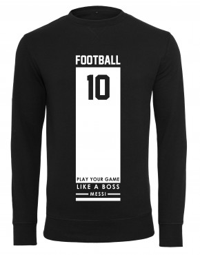 heren-sweater-grijs-football