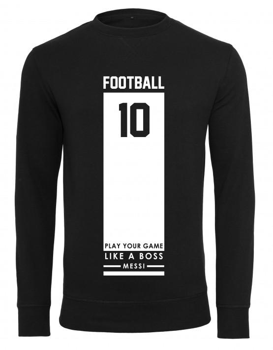 heren-sweater-grijs-football