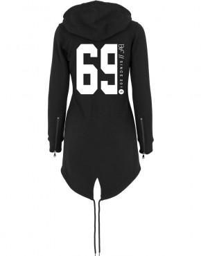 damesvest-zwart-69