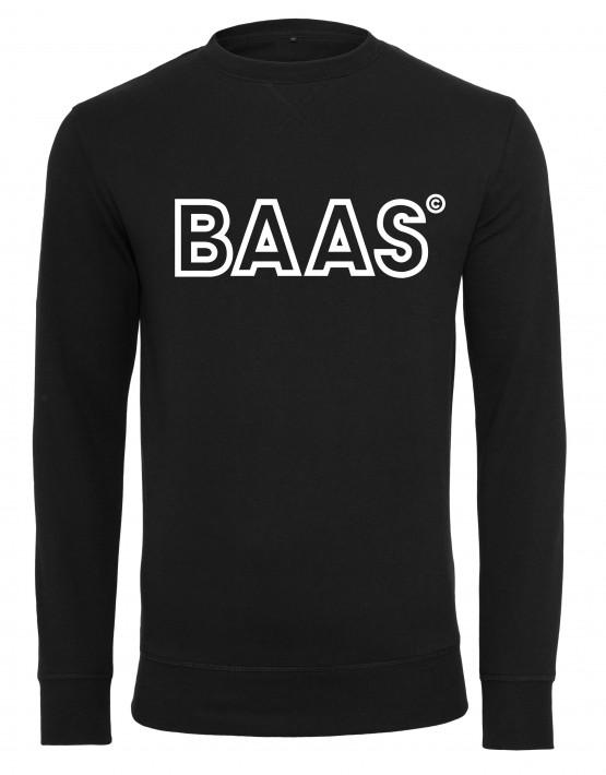 heren-sweater-baas-lijn-zwart