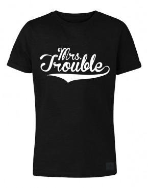 MRS trouble zwart