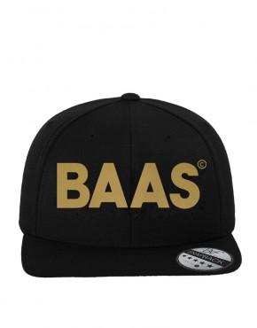 baas-cap-zwart-goud-baas