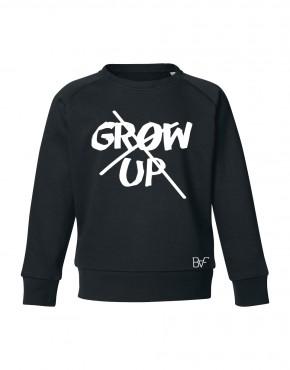 grow up zwart