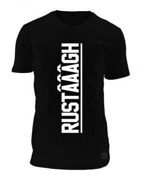 rustaagh-man-zwart-wit