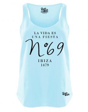 Singlet Ibiza - BLUE
