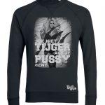 Black man sweater tijger woman 1