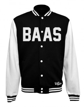 CollegeJacket_WHITEBLACK_Men_BAAS