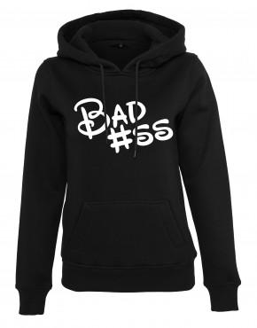 dames-hoodie-badass-blok-zwart