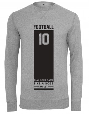 heren-sweater-zwarte-football