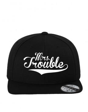 mrs-trouble-borduur-zwart-cap