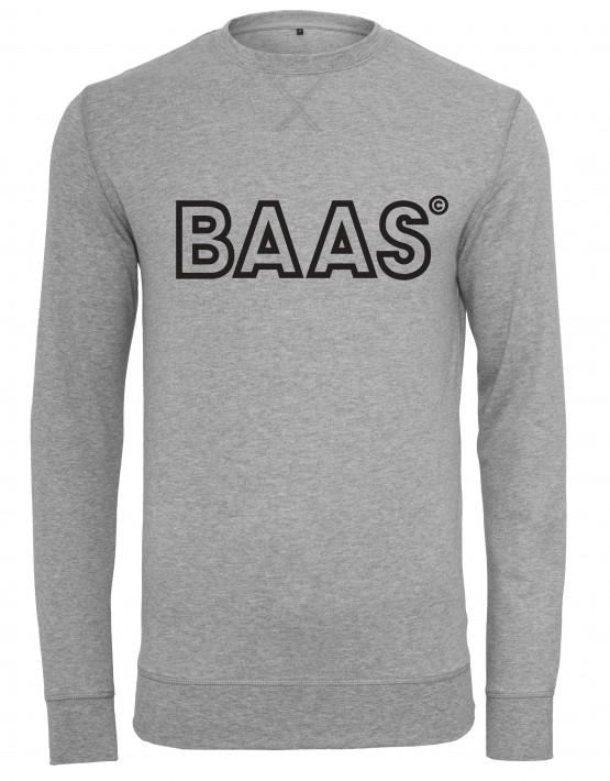 heren-sweater-baas-lijn-grijs