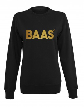 dames-sweater-goud-baas