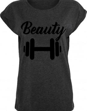 dames-t-shirt-grijs-beauty-sport
