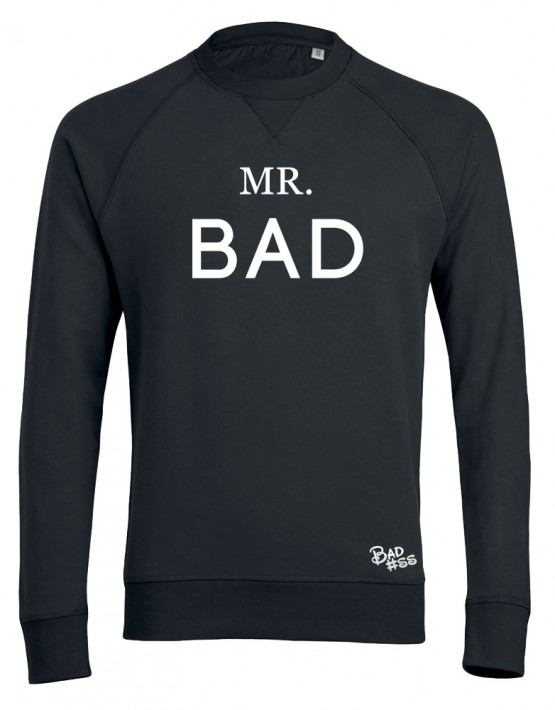 mr sweater zwart