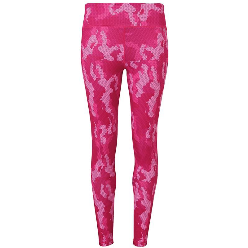 Dames Sportlegging.Dames Sportlegging Roze Badass Fashion