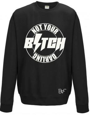 bitch zwart