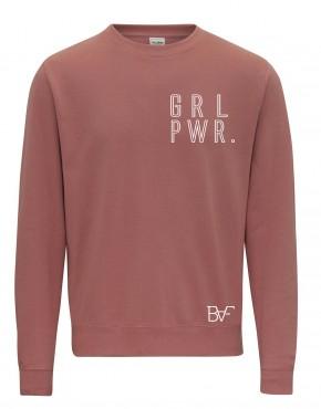 girlpwr pink